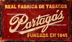 NEW!: Partagas Factory Sign - Old Havana, Poster Print, 22 x 14