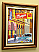 partagas factory cigar art framed image