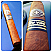 montecristo new york cigar stick image