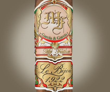 My Father Le Bijou 1922 Torpedo, Box Press - 5 Pack - CA #1 Cigar of 2015 image