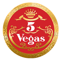 5 vegas big five churchill cigars logo image