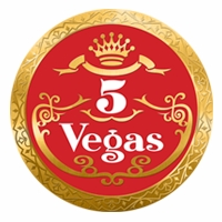 5 Vegas Series A Large Ceramic Coffee Mug image