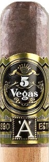 5 Vegas Series A Archetype, Toro - Box of 20 image