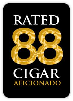cigar aficionado rating 88 image