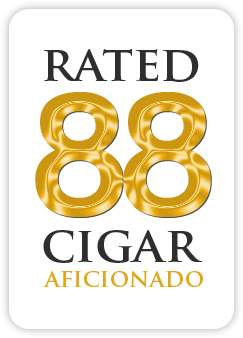 cigar aficionado 88 rating image