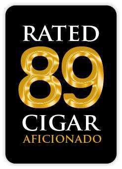 cigar aficionado 89 rated image