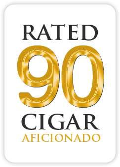 cigar aficionado rating 90 image