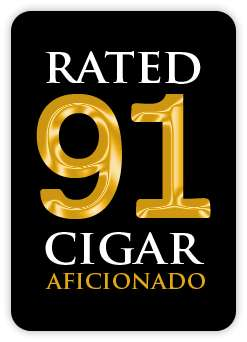 cigar aficionado rating 91 image