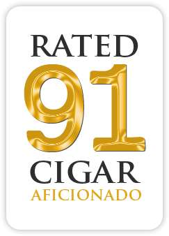 cigar aficionado rated 91 image