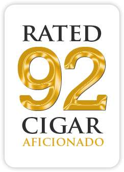 cigar aficionado rating 92 image