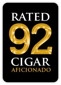 cigar aficionado rated 92 image