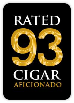 cigar aficionado rated 93 image