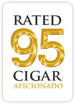 cigar aficionado 95 rated image
