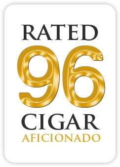 cigar aficionado rated 96 image