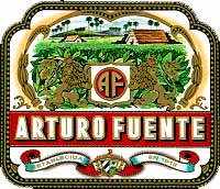 Arturo Fuente Chateau Royal Salute, Natural - 5 Pack image