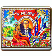 arturo fuente don carlos number 4 cigar graphic image