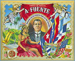 Arturo Fuente Cubanitos - 10 Tins of 10 Premium Small Cigars image