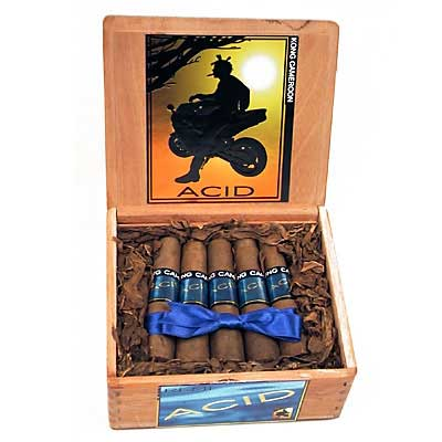 acid kuba kuba cigars box image