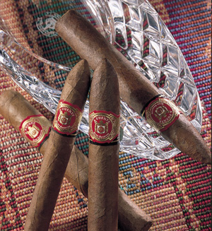 Arturo Fuente Don Carlos Double Robusto - 5 Pack image