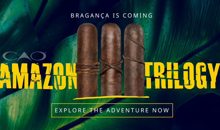 CAO Amazon Basin Toro - 5 Pack image