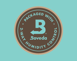 nat sherman cigars packaged with boveda image