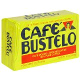 cafe bustelo coffee brick image
