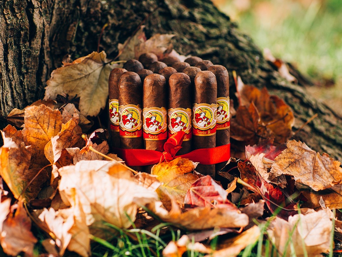 La Gloria Cubana Serie R No. 4 Natural - 5 pack image