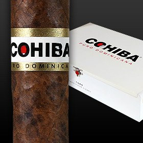 Cohiba Puro Dominicana Churchill - 5 Pack image