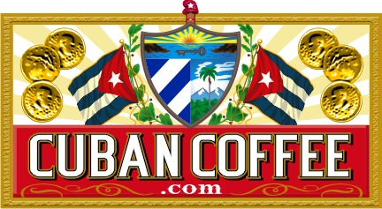cuban coffee logo image