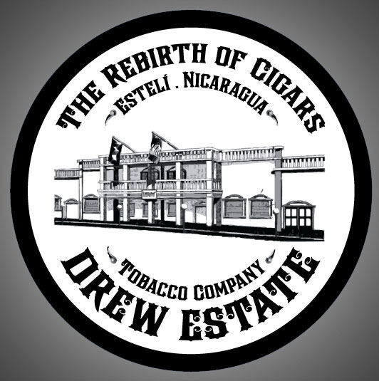 drew estate factory smokes cigars logo image