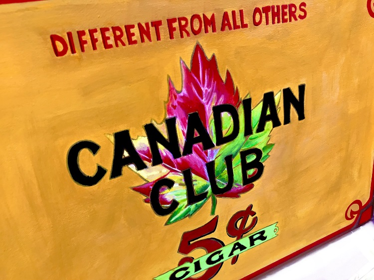 canadian cigars art image