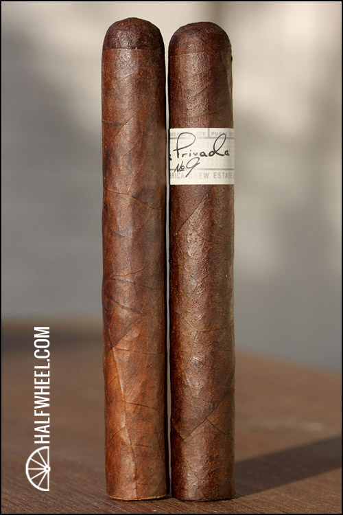 liga privada no 9 toro cigar stick image