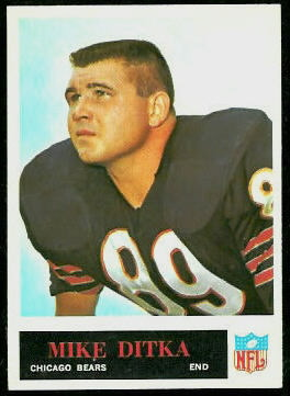 mike ditka card image