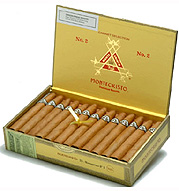 montecristo no 2 cigars box image