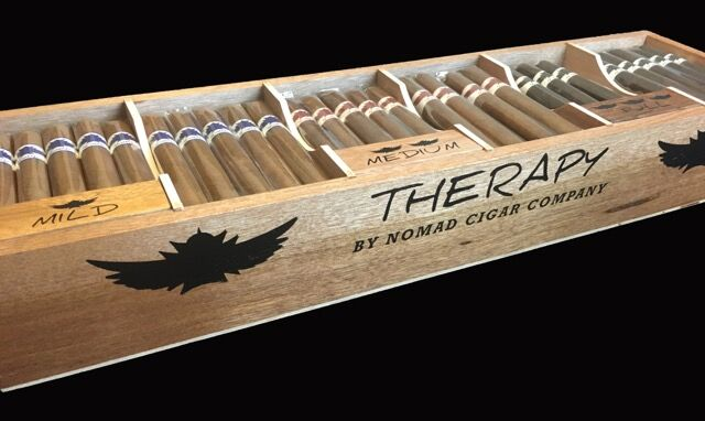 Nomad Therapy Toro, Maduro - Bundle of 20 image