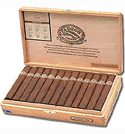 padron 5000 cigars box open image
