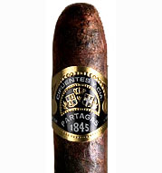 partagas black label cigar image