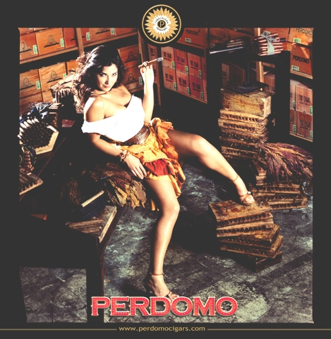 perdomo carmen the cigar roller image