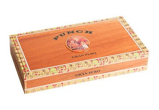 Punch Gran Puro Santa Rita - Box of 25 - Rated 93! image