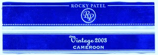 Rocky Patel Vintage 2003 Gordo - Box of 20 image