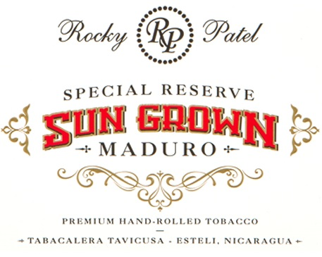 Rocky Patel Sun Grown Maduro Robusto - Box of 20 - No. 2 Cigar of 2016! image