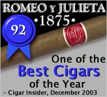 Romeo y Julieta 1875 Exhibicion No. 3 - Box of 25 image