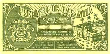 dominican cigar seal image