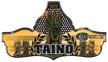 taino cigars band image