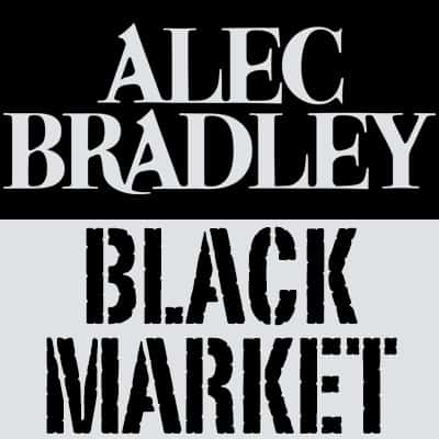 Alec Bradley Black Market Churchill - 5 Pack image