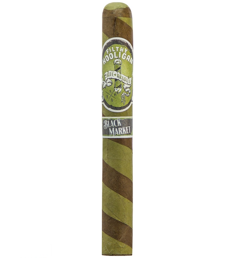 Alec Bradley Black Market Filthy Hooligan 2018, Barber Pole - Box of 22 image