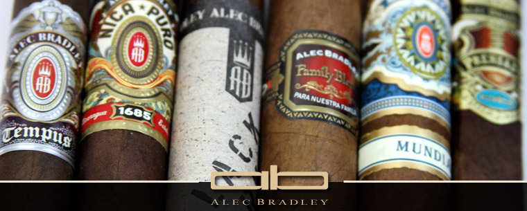 Alec Bradley Prensado Alec B Collection, 10 Cigar Sampler image