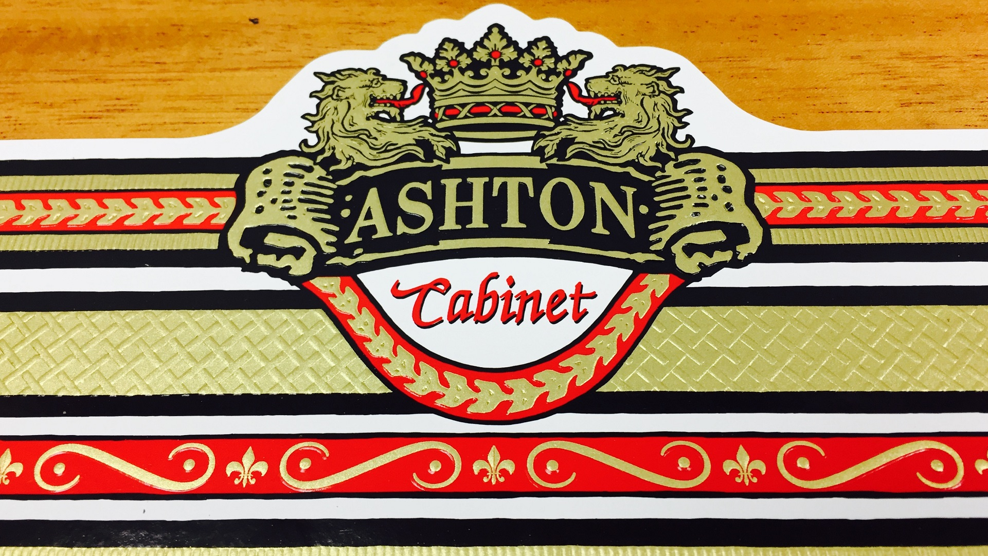 Ashton Cabinet No. 1 - Box of 10 image