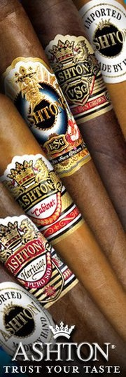 Ashton Heritage Robusto - Box of 25 image