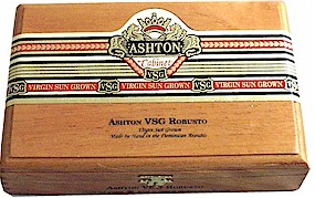 ashton vsg cigars box image